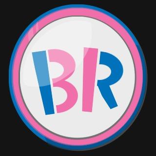 Baskin Robbins Logo Emblems For Battlefield 1 4 Hardline 5 V