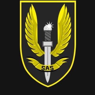 SAS; the Special Air Service Regiment