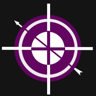 Hawkeye logo marvel - photo#9