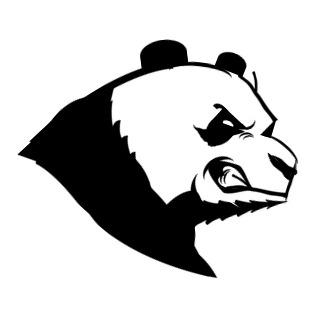 Angry Panda Bear Logo » Emblems for Battlefield 1, Battlefield 4 ...